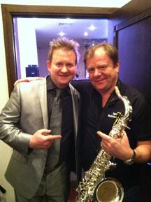 Igor Butman and Johnny