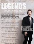 Legends of American Music - One Sheet