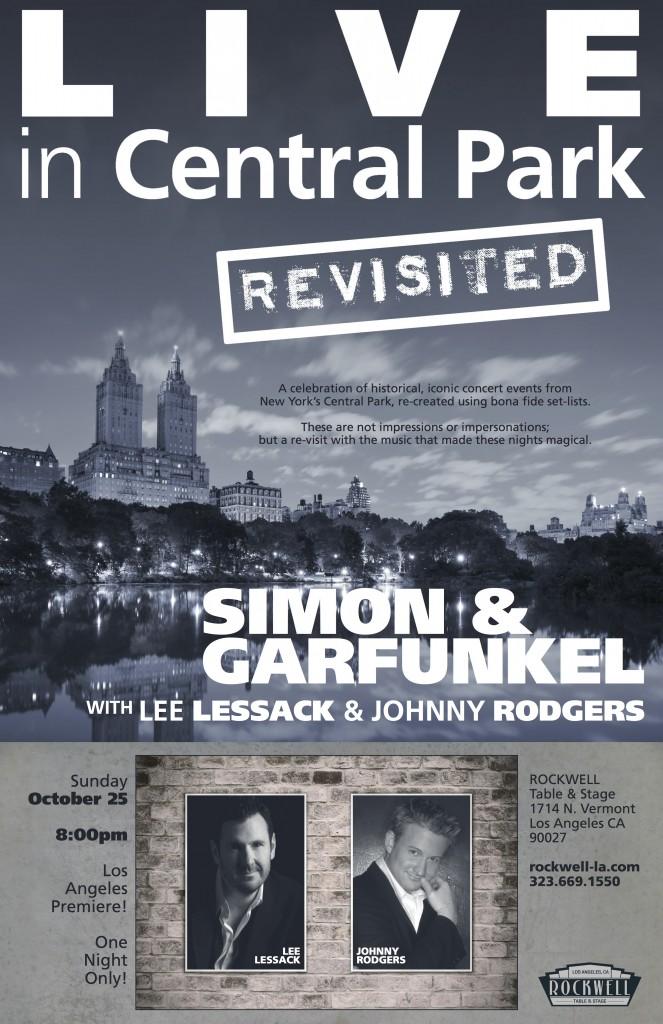 Simon & Garfunkle LA